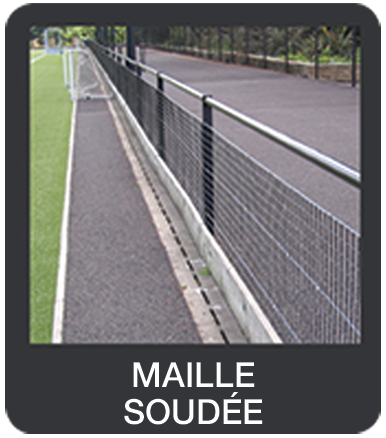 Accurate Screen and Grating Welded Mesh