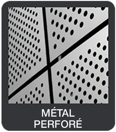 Accurate Screen and Grating Perforated Metal